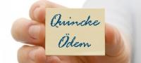 Quincke-Ödem