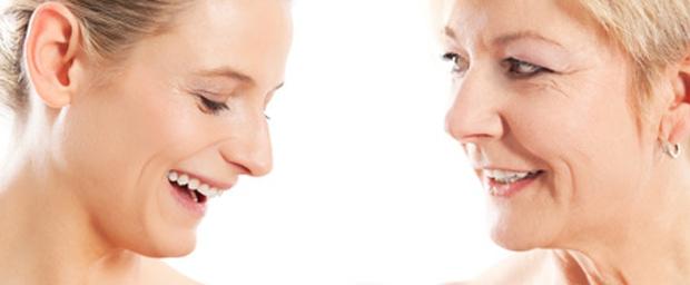 Tipps für gesunde Haut in jedem Alter